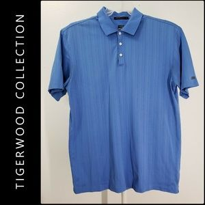 Nike Fit Dry Men Tigerwood Collection Polo Shirt